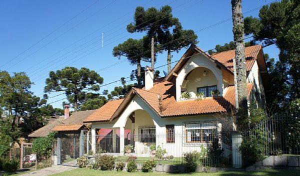 Casa 5 Dorm, Sinosserra, Canela (64555)
