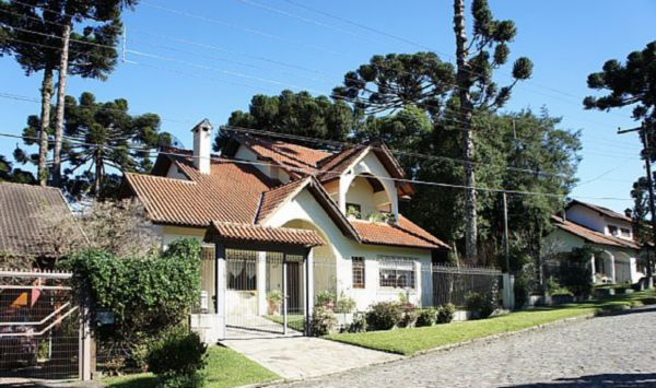 Casa 5 Dorm, Sinosserra, Canela (64555) - Foto 2