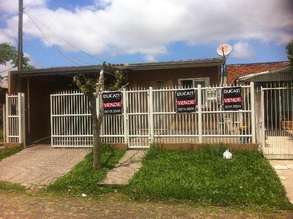 Nova Estancia 02 - Casa 3 Dorm, Estância Velha, Canoas (64585)