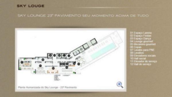 Residence Du Lac - Apto 1 Dorm, Cristal, Porto Alegre (64662) - Foto 13