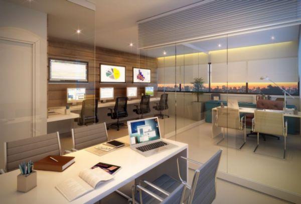 Murano Office - Sala 1 Dorm, Cristal, Porto Alegre (64883) - Foto 12