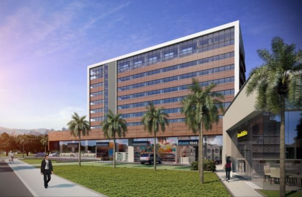 Murano Office - Sala 1 Dorm, Cristal, Porto Alegre (64883) - Foto 5