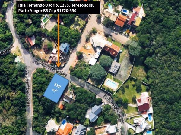 Morro São Caetano - Terreno, Teresópolis (66071) - Foto 4