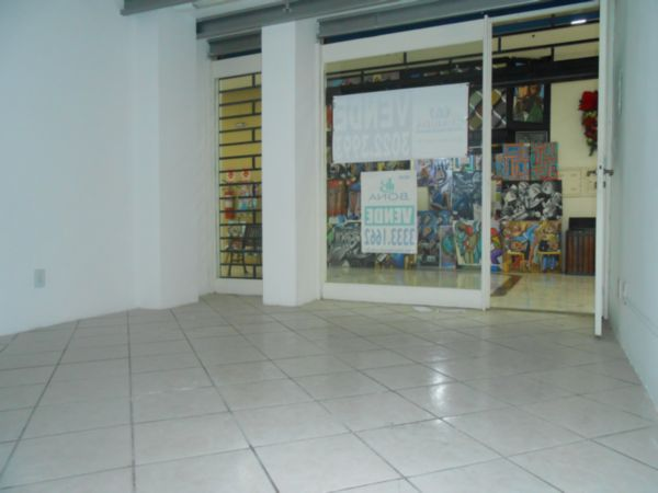 Edifício Galeria Dr.florêncio Ygartua - Loja 1 Dorm, Moinhos de Vento - Foto 3