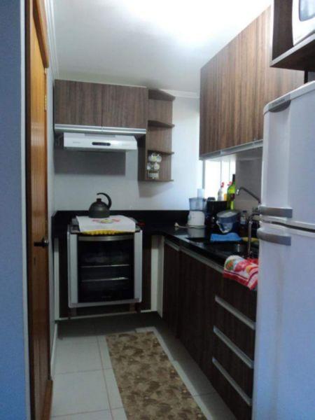 Condomínio Residencial Restinga - Casa 2 Dorm, Restinga, Porto Alegre - Foto 9