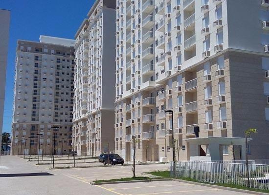 Edificio - Apto 2 Dorm, São Sebastião, Porto Alegre (66239)