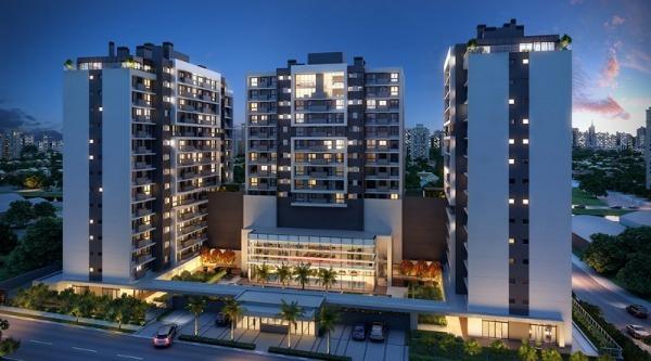 Edificio FWD - Apto 1 Dorm, Jardim do Salso, Porto Alegre (66283)