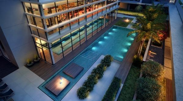Edificio FWD - Apto 1 Dorm, Jardim do Salso, Porto Alegre (66283) - Foto 2
