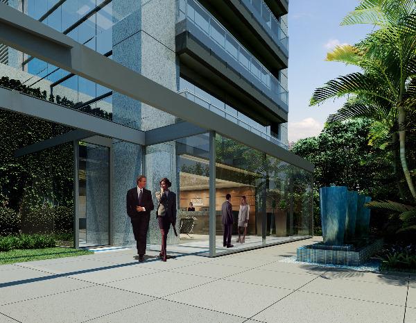 Di Leone Office Center - Sala, Floresta, Porto Alegre (66373)