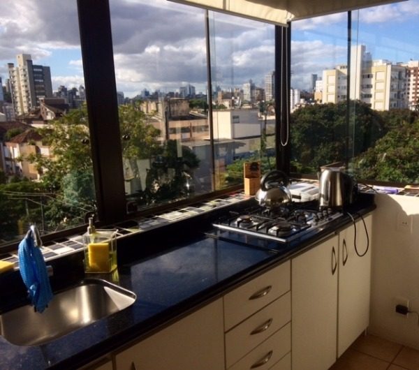 Condomínio Edíficio Luciana - Cobertura 2 Dorm, Petrópolis (66389)