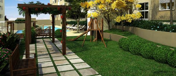 Urbano Menino Deus - Apto 2 Dorm, Santa Tereza, Porto Alegre (66498) - Foto 4