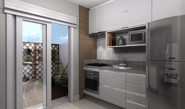 Eldorado House - Apto 2 Dorm, Centro, Eldorado do Sul (67760) - Foto 5