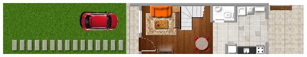Eldorado House - Apto 2 Dorm, Centro, Eldorado do Sul (67760) - Foto 30
