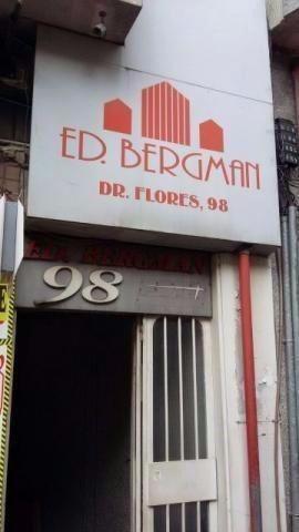 Edifício Bergman - Sala 99 Dorm, Centro Histórico, Porto Alegre