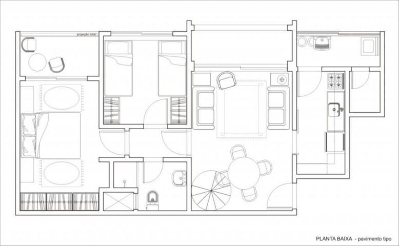 Ducati Imóveis - Cobertura 3 Dorm, Tristeza - Foto 16