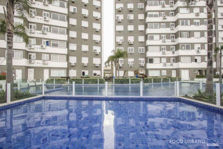 Vidaviva Clube Moinho - Apto 3 Dorm, São João, Porto Alegre (73746)