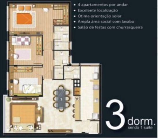 Torre 2 - Apto 3 Dorm, Tristeza, Porto Alegre (75955) - Foto 5