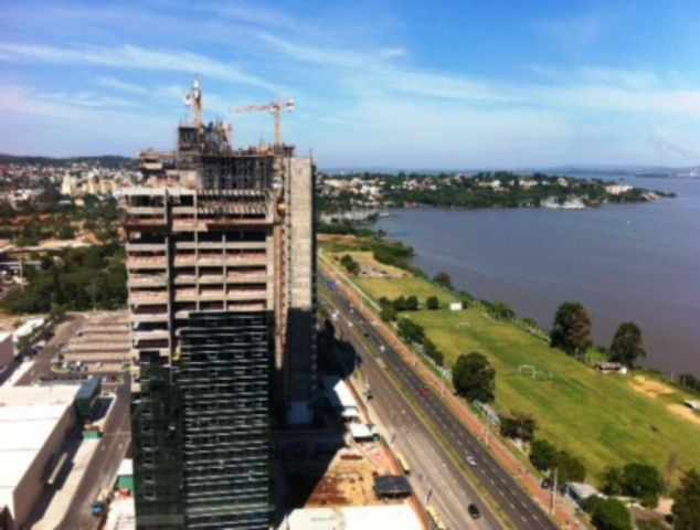 Diamond Tower - Sala, Cristal, Porto Alegre (76132) - Foto 3