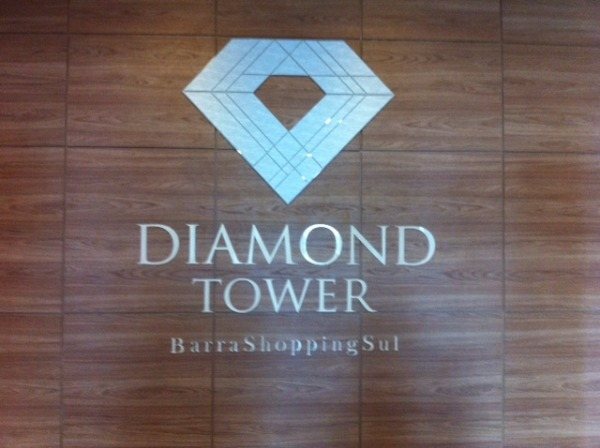 Diamond Tower - Sala, Cristal, Porto Alegre (76132) - Foto 15