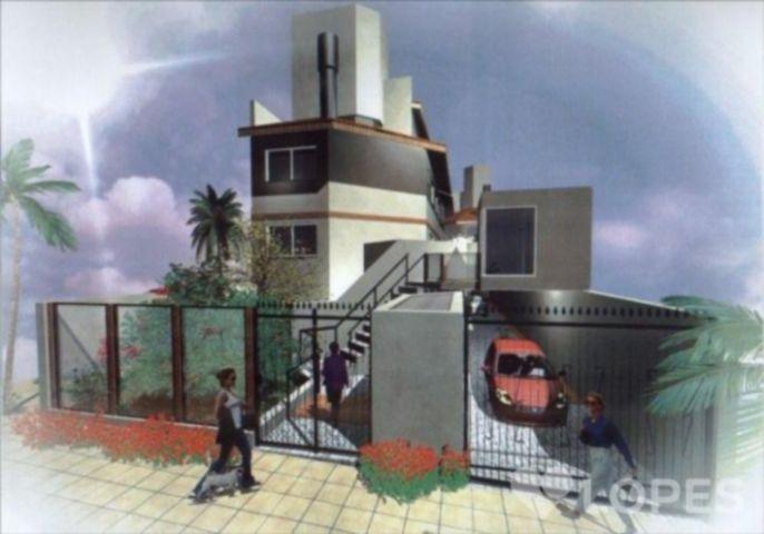 Residencial Casablanca - Casa 3 Dorm, Boa Vista, Porto Alegre (76418)