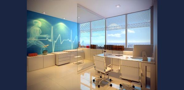 Ag Anita Corporate & Office - Sala, Mont Serrat, Porto Alegre (77233) - Foto 12