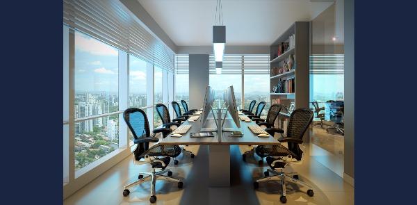 Ag Anita Corporate & Office - Sala, Mont Serrat, Porto Alegre (77233) - Foto 11