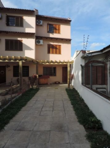 Casa 3 Dorm, Jardim Itu Sabará, Porto Alegre (78142)