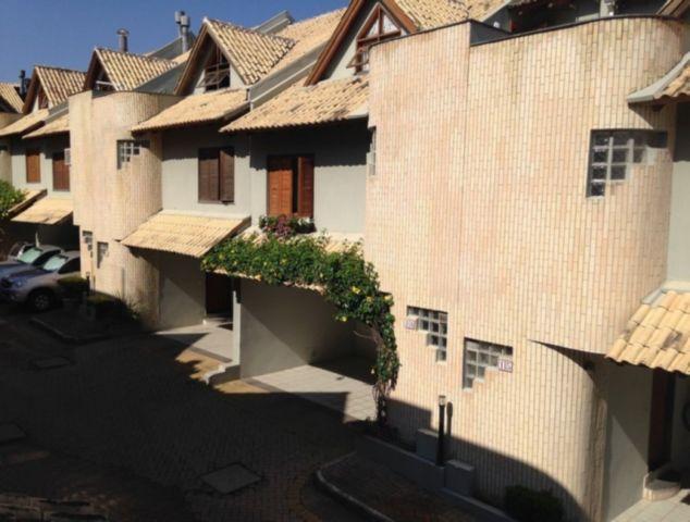Residencial Las Lunas - Casa 3 Dorm, Cristal, Porto Alegre (78226) - Foto 2