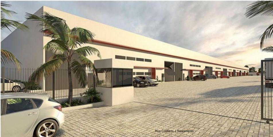 Galpão, Distrito Industrial, Cachoeirinha (78707)