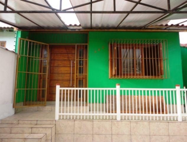 Casa 2 Dorm, Jardim Algarve, Alvorada (79056)