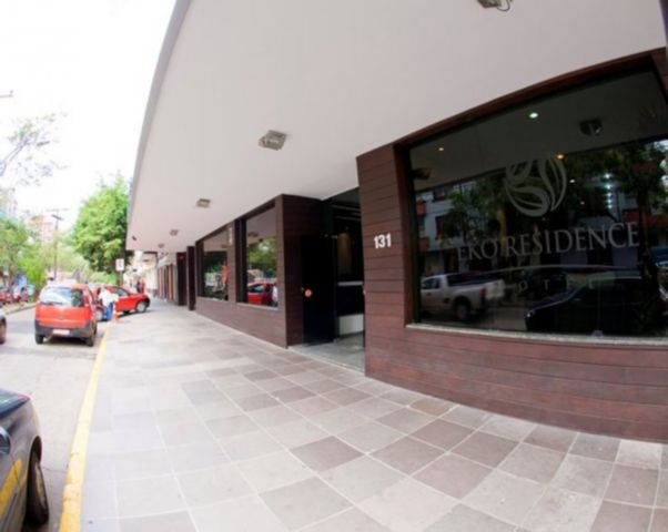 Eko Residence Hotel - Flat 1 Dorm, Centro, Porto Alegre (79167) - Foto 2
