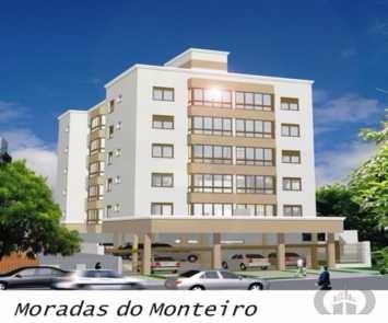 Moradas do Monteiro - Apto 1 Dorm, Partenon, Porto Alegre (79387)