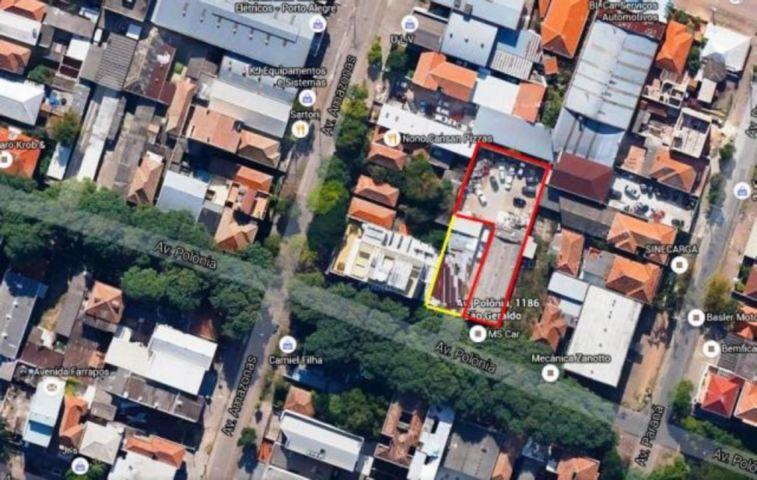 Galpão, São Geraldo, Porto Alegre (79464)