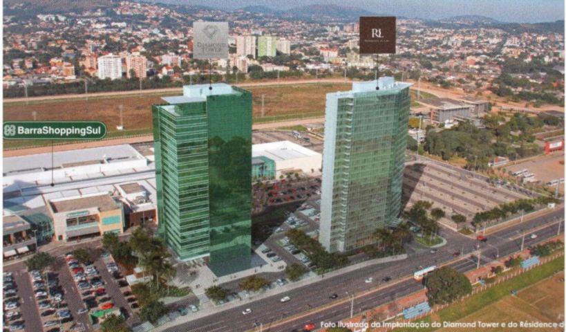 Diamond Tower - Sala, Cristal, Porto Alegre (79541) - Foto 5