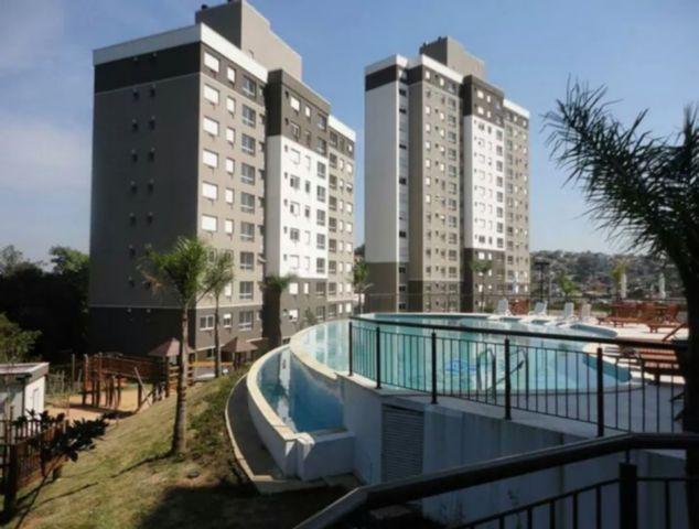 Rossi Caribe - Apto 2 Dorm, Jardim Carvalho, Porto Alegre (79987)