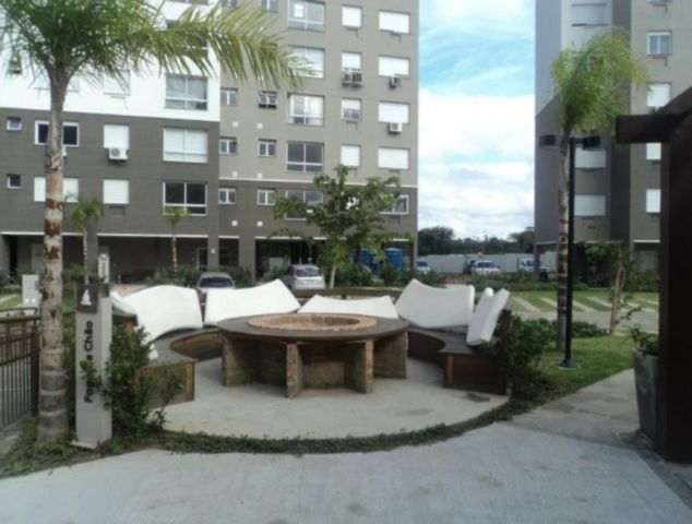 Rossi Caribe - Apto 2 Dorm, Jardim Carvalho, Porto Alegre (79987) - Foto 9