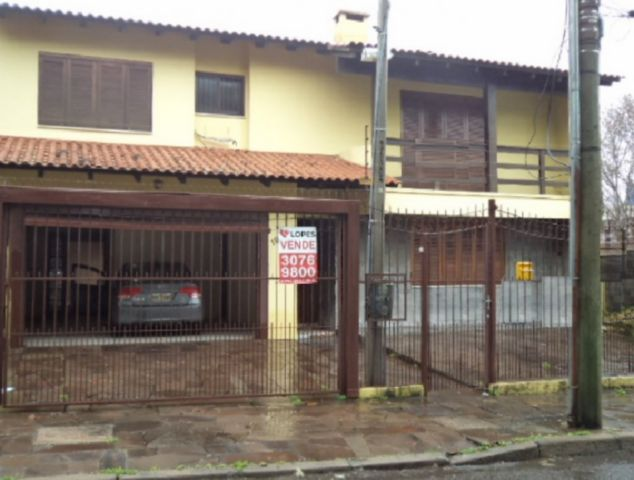 Casa 4 Dorm, Jardim Itu Sabará, Porto Alegre (80036)