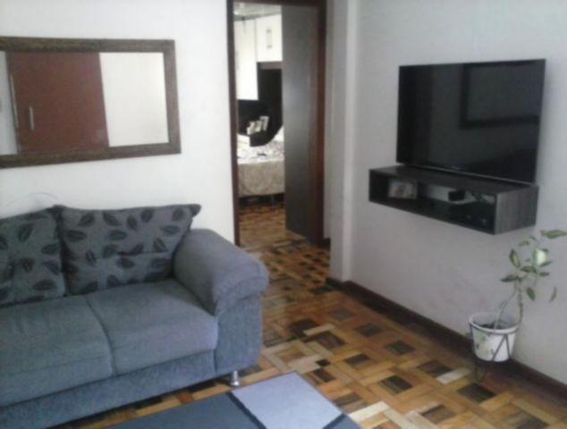 Lelita - Apto 2 Dorm, Farroupilha, Porto Alegre (80159) - Foto 2