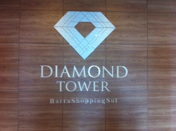 Diamond Tower - Sala 1 Dorm, Cristal, Porto Alegre (80411) - Foto 11