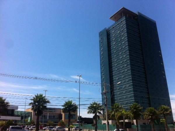 Diamond Tower - Sala 1 Dorm, Cristal, Porto Alegre (80411) - Foto 7