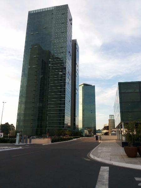 Diamond Tower - Sala 1 Dorm, Cristal, Porto Alegre (80411) - Foto 8