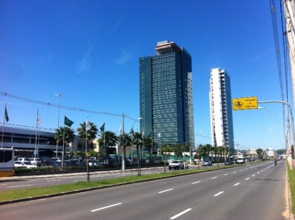 Diamond Tower - Sala 1 Dorm, Cristal, Porto Alegre (80411) - Foto 6