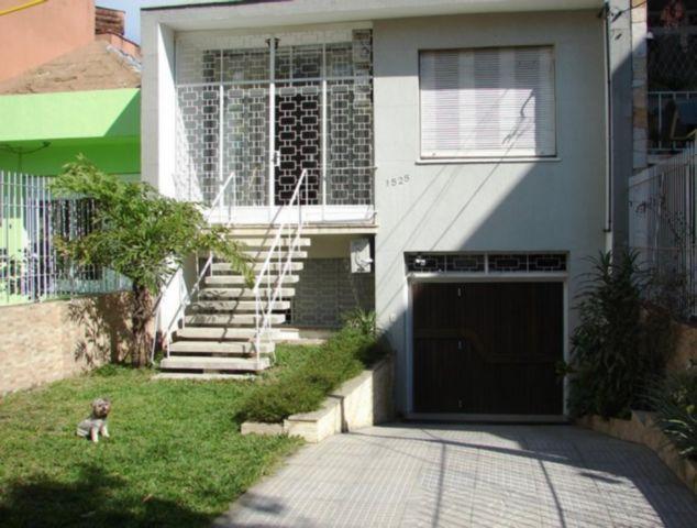 Ducati Imóveis - Casa 4 Dorm, Azenha, Porto Alegre