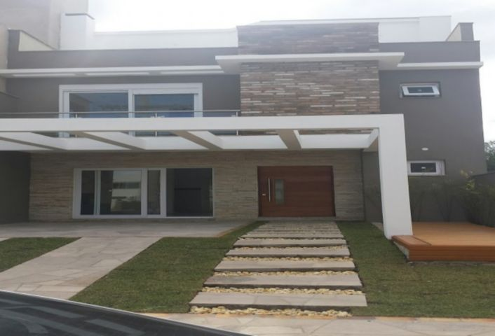 Ducati Imóveis - Casa 3 Dorm, Aberta dos Morros