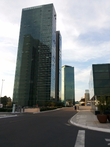 Diamond Tower - Sala, Cristal, Porto Alegre (80937) - Foto 11