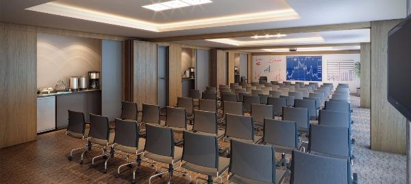 Greenwich Business Center - Sala, Menino Deus, Porto Alegre (81458) - Foto 4