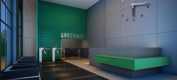 Greenwich Business Center - Sala, Menino Deus, Porto Alegre (81458) - Foto 2