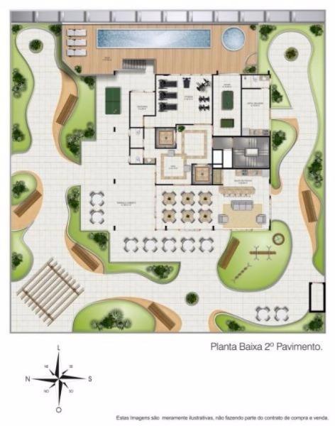 Gran Palace - Apto 2 Dorm, Centro, Canoas (81547) - Foto 5