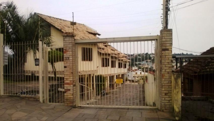 Casa em Condominio - Casa 3 Dorm, Medianeira, Porto Alegre (81593)