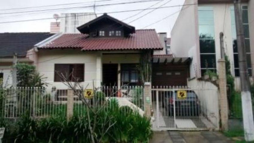 Casa 4 Dorm, Parque da Matriz, Cachoeirinha (81704)